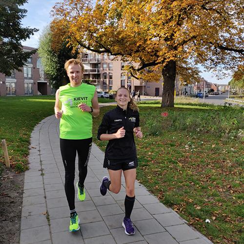 Ruben en Anouk van Road2Triathlon.