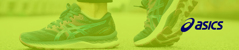 Asics hardloopschoenen dames en heren. Asics sportschoenen, Asics trailschoenen, Asics schoenen.