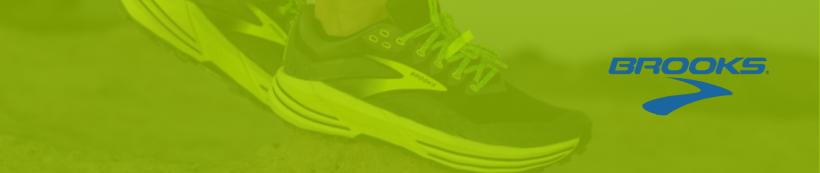 Brooks hardloopschoenen, Brooks schoenen, Brooks hardloopschoenen voor dames of heren.