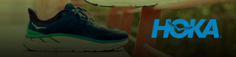 Hoka One One hardloopschoenen. Ben jij op zoek naar Hardloopschoenen van Hoka? Dan ben je bij Kievit Sport aan het juiste adres.