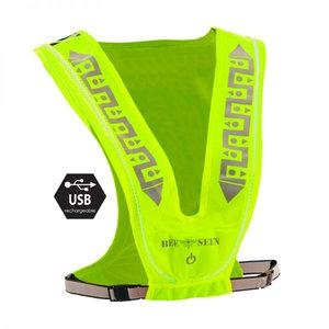 Bee-Sports Led vest USB